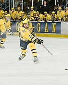 10/27/07 Men's ice hockey vs. Boston College at Yost Ice Arena.