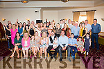 Parents Amy Horigan and Dan O'Connell from Tralee celebrate the Christening of baby Ryan Anthony at St. Brendan's Church by Fr. Patsy Lynch and after at Kerins O'Rahilly's Club house with family and Friends on Saturday