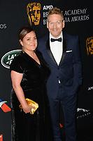 Kenneth Branagh &amp; Lindsay Brunnock at the 2017 AMD British Academy Britannia Awards at the Beverly Hilton Hotel, USA 27 Oct. 2017<br /> Picture: Paul Smith/Featureflash/SilverHub 0208 004 5359 sales@silverhubmedia.com