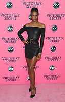 NEW YORK, NY - DECEMBER 02:Jasmine Tookes attends the Victoria's Secret Viewing Party at Spring Studios on December 2, 2018 in New York City. <br /> CAP/MPI/JP<br /> &copy;JP/MPI/Capital Pictures