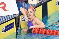 Picture by Allan McKenzie/SWpix.com - 13/12/2017 - Swimming - Swim England Winter Championships - Ponds Forge International Sport Centre - Sheffield, England - Eleanor Faulkner wins her final of the Womens Open 200m freestyle.