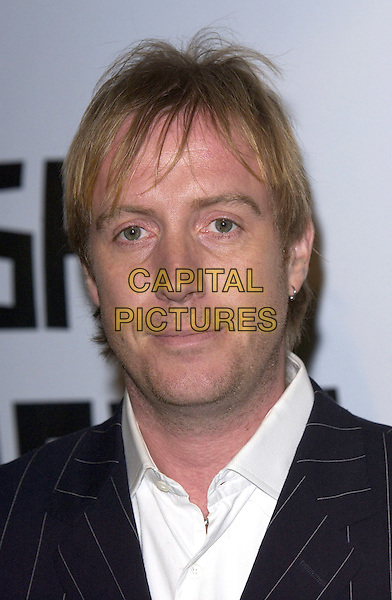 "RHYS IFANS.""The Independent Film Awards"".Hammersmith Palais,London..London 30 November 2004..portrait headshot.Ref: FIN.www.capitalpictures.com.sales@capitalpictures.com.©Steve Finn/Capital Pictures ."