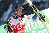 27th October 2019; Soelden, Austria; Mens FIS World Cup skiing, giant slalom;  Mens World Cup Giant Slalom Ski Opening Alexis Pinturault FRA
