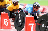 David Weir compete in the mens T54 800 metres during the Muller Anniversary Games at The London Stadium on 9th July 2017