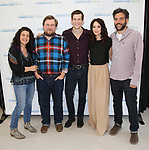 Sheryl Kaller, Michael Chernus, David T. Patterson, Abigail Spencer and Josh Radnor attends the Media Day for 33rd Annual Powerhouse Theater Season at Ballet Hispanico in New York City.