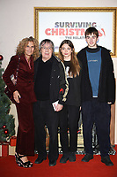 "Bill Wyman<br /> arriving for the ""Surviving Christmas with the Relatives"" premiere at the Vue Leicester Square, London<br /> <br /> ©Ash Knotek  D3461  21/11/2018"