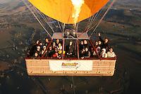 20140826 August 26 Hot Air Balloon Gold Coast