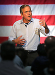 Presidential candidate Jeb Bush speaks at a town hall meeting in Carson City, Nev., on Friday, July 17, 2015. <br /> Photo by Cathleen Allison