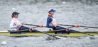 Caversham. Berkshire. UK<br /> GBR W2X. bow katherine GRAINGER and Vicky THORNLEY.<br /> 2016 GBRowing European Team Announcement,  <br /> <br /> Wednesday  06/04/2016 <br /> <br /> [Mandatory Credit; Peter SPURRIER/Intersport-images]
