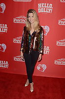 "LOS ANGELES - JAN 30:  Masiela Lusha at the ""Hello Dolly!"" Los Angeles Opening night at the Pantages Theater on January 30, 2019 in Los Angeles, CA"