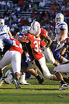 Maryland Terrapins play MTSU on September 19, 2009.(Greg Fiume)