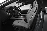 Front seat view of a 2018 Audi S5 Sportback Base 5 Door Hatchback front seat car photos