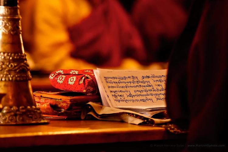 Annapurna Circuit Trek, Buddhist Temple in Marpha