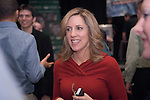 18585FOX News at Ohio University in Baker Center Theater on March 5, 2008.. Alisyn Camerota