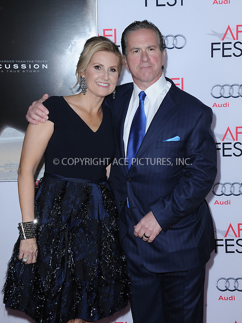 WWW.ACEPIXS.COM<br /> <br /> November 10 2015, LA<br /> <br /> Dr. Julian Bailes attends the AFI FEST 2015 Gala Premiere of 'Concussion' at the TCL Chinese Theatre on November 10, 2015 in Hollywood, California.<br /> <br /> By Line: Peter West/ACE Pictures<br /> <br /> <br /> ACE Pictures, Inc.<br /> tel: 646 769 0430<br /> Email: info@acepixs.com<br /> www.acepixs.comC