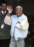 MAY 13 Dionne Warwick Seen In NYC