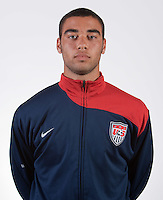 U.S. Men's National Team Head Shots.