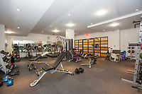 Gym at 500 Forth Avenue