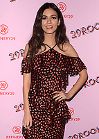 LOS ANGELES- DECEMBER 6:  Victoria Justice at the Refinery29 29Rooms Los Angeles: Turn It Into Art Opening Night Party at ROW DTLA on December 6, 2017 in Los Angeles, California. (Photo by Scott Kirkland/PictureGroup)