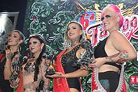 SÃO PAULO,SP, 23.07.2016 - TATTOO-WEEK - Movimentação durante o Tattoo Week no Expo Center Norte - Pavilhão Azul na região norte de São Paulo neste sábado, 23. (Foto: Paulo Guereta/Brazil Photo Press)