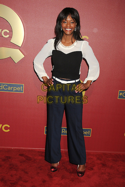 28 February 2014 - Los Angeles, California - Sufe Bradshaw. QVC Presents Red Carpet Style held at the Four Seasons Hotel. <br /> CAP/ADM/BP<br /> &copy;Byron Purvis/AdMedia/Capital Pictures