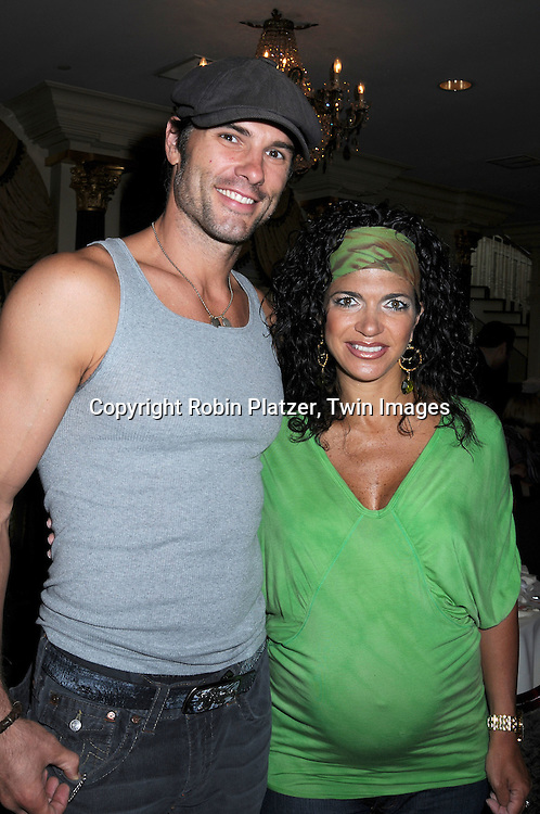 Austin Peck and Teresa Giudice