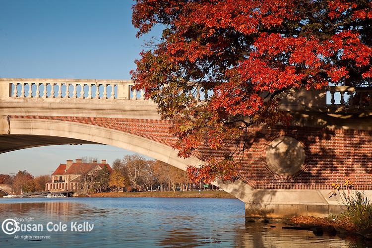 Weeks Footbridge, Harvard University, Cambridge, MA