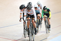Bryony Botha of Waikato BOP leads out front of the Elite Women Omnium 3 , Elimination race,  at the Age Group Track National Championships, Avantidrome, Home of Cycling, Cambridge, New Zealand, Sunday, March 19, 2017. Mandatory Credit: © Dianne Manson/CyclingNZ  **NO ARCHIVING**
