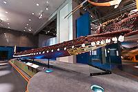 Te Papa (Museum of New Zealand), Welliington, New Zealand