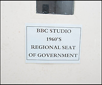 BNPS.co.uk (01202 558833)<br /> Pic: PhilYeomans/BNPS<br /> <br /> The bunker even includes a BBC studio.<br /> <br /> Fed up with your neighbours...This Cold War bunker boasting 56 rooms, metre thick walls and no windows could be the perfect country retreat.<br /> <br /> The former top secret nuclear bunker on a remote Devon clifftop was built to shelter local officials in the chilling event of a Soviet strike on nearby Plymouth.<br /> <br /> The 30,000 sq ft shelter, built at the height of the Cold War in 1952, boasts heavy steel blast doors and its 375 kva generator can provide enough heat and light to keep up to 150 people safe for several months.<br /> <br /> It's 56 rooms were kitted out as bedrooms, living spaces, and mess rooms so that the administration could continue running the county even after a nuclear strike.<br /> <br /> Codenamed Hope Cove R6, it was finally decommissioned in 1999 and bought by local farmers Trevor Lethbridge and his friend Derek Brooking, who have used it as an archive storage system and a venue for charity and art events.<br /> <br /> The pair are now selling it through Clive Emson Auctioneers in Maidstone, Kent.