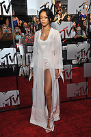 Rihanna at the 2014 MTV Movie Awards at the Nokia Theatre LA Live.<br /> April 13, 2014  Los Angeles, CA<br /> Picture: Paul Smith / Featureflash