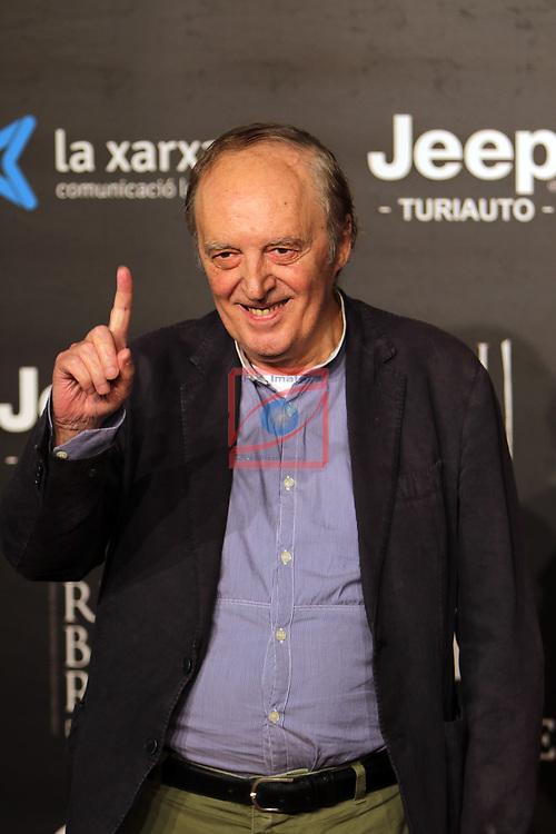 52 FESTIVAL INTERNACIONAL DE CINEMA FANTASTIC DE CATALUNYA. SITGES 2019.<br /> Red Carpet Awards Ceremony.<br /> Dario Argento.