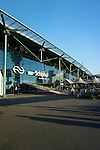Exterior of Schiphol Amsterdam Airport, Amsterdam, The Netherlands.