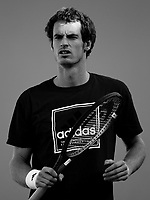 Melbourne Park Australian Open Tennis Day 9 29/01/2011.....Photo: Mike Frey Fotosports International.