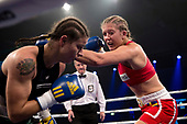 Milena Koleva (Bulgaria) VS Klara Svensson (Sweden)