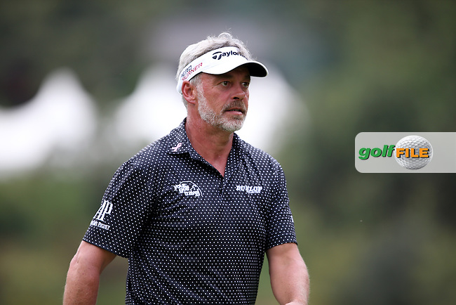 Darren Clarke (NIR)  birdies the 14th during Round Two of the Tshwane Open 2015 at the Pretoria Country Club, Waterkloof, Pretoria, South Africa. Picture:  David Lloyd / www.golffile.ie. 13/03/2015