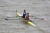 Crew: 3  UTC-FOSTER  Upper Thames Rowing Club  Op 2x Championship<br /> <br /> Pairs Head 2018<br /> <br /> To purchase this photo, or to see pricing information for Prints and Downloads, click the blue 'Add to Cart' button at the top-right of the page.