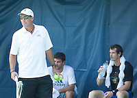 Ivan Lendl..Tennis - US Open - Grand Slam -  New York 2012 -  Flushing Meadows - New York - USA - Thursday 7th September  2012. .© AMN Images, 30, Cleveland Street, London, W1T 4JD.Tel - +44 20 7907 6387.mfrey@advantagemedianet.com.www.amnimages.photoshelter.com.www.advantagemedianet.com.www.tennishead.net