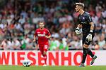 20.07.2019, Heinz-Dettmer-Stadion, Lohne, GER, Interwetten Cup, VfL Osnabrueck vs 1. FC Koeln<br /><br />im Bild<br />Nils Körber (VfL Osnabrueck #01), <br /><br />Foto © nordphoto / Ewert