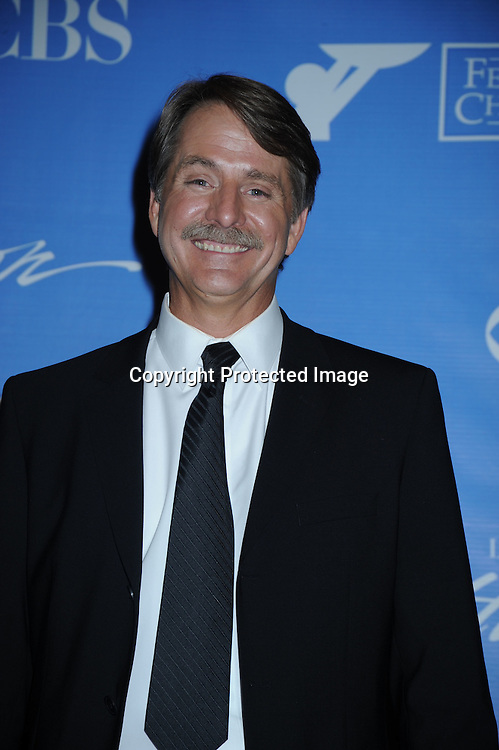 Jeff Foxworthy posing in the press room from the Daytime Emmy Awards on June 27, 2010 at the Hilton at Las Vegas in Nevada.
