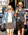 EXCLU! Vanessa Paradis & Samuel Benchetrit