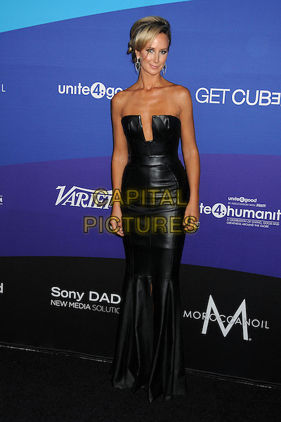 27 February 2014 - Culver City, California - Lady Victoria Hervey. Unite4:good and Variety Magazine Present &quot;Unite4:humanity&quot; held at Sony Pictures Studios. <br /> CAP/ADM/BP<br /> &copy;Byron Purvis/AdMedia/Capital Pictures