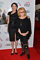 "LOS ANGELES, CA. November 10, 2018: Lisa Edelstein & Ann-Margret at the AFI Fest 2018 world premiere of ""The Kominsky Method"" at the TCL Chinese Theatre.<br /> Picture: Paul Smith/Featureflash"