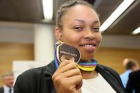 18.08.2014: Sportlerehrung MTG Mannheim für EM-Teilnehmer