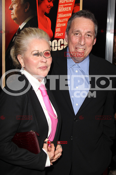BEVERLY HILLS, CA - NOVEMBER 20: Ivan Reitman at the premiere of Fox Searchlight Pictures' 'Hitchcock' at the Academy of Motion Picture Arts and Sciences Samuel Goldwyn Theater on November 20, 2012 in Beverly Hills, California. Credit: mpi27/MediaPunch Inc. /NortePhoto