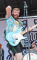 Four Year Strong performs at the Vans Warped Tour in Atlanta, GA on July 26, 2012.  Copyright © 2012 by HIGH ISO Music, LLC.