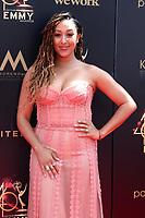 LOS ANGELES - MAY 5:  Tamera Mowry-Housley at the 2019  Daytime Emmy Awards at Pasadena Convention Center on May 5, 2019 in Pasadena, CA