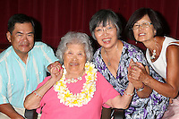 Lily Taka 100th Birthday