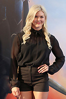 """LOS ANGELES - MAY 25:  Brooke Ence at the """"Wonder Woman"""" Los Angeles Premiere at the Pantages Theater on May 25, 2017 in Los Angeles, CA"""