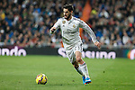 Real Madrid´s Isco during La Liga match at Santiago Bernabeu stadium in Madrid, Spain. February 14, 2015. (ALTERPHOTOS/Victor Blanco)